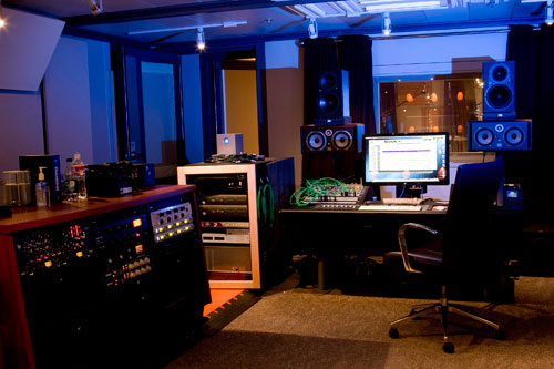 Crossroads Recording Studio
