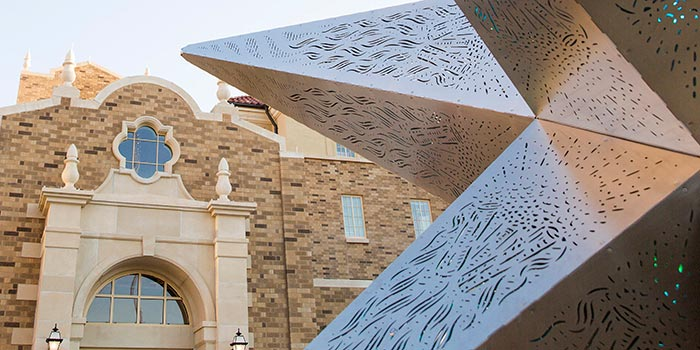 Public Art Brings Campus Traditions to Light