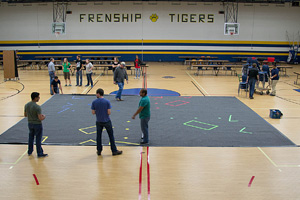 The West Texas BEST competition was held at Frenship High School.