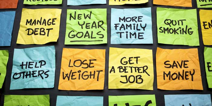 Ask the Experts: How To Make And Keep New Year's Resolutions