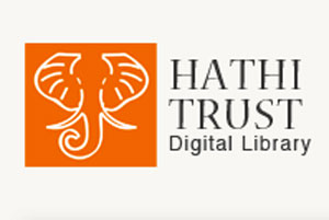 Image result for hathi trust logo