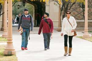 Texas Tech students