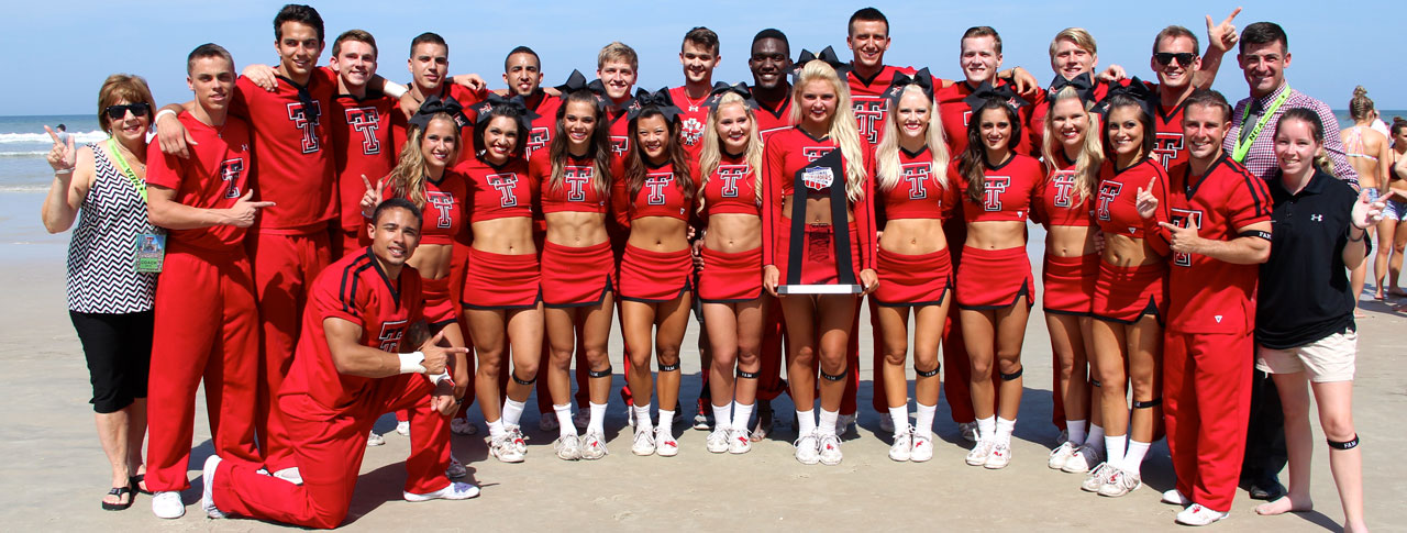 Cheer, Pom Place Second and Fourth at National Competition