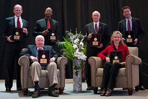 Distinguished Alumni 2015