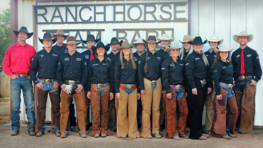 2015 Ranch Horse Team