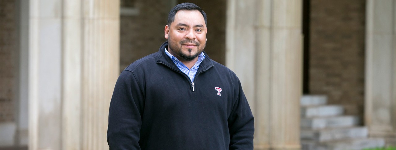 Texas Tech Alumnus, Veteran Gives Back to Military Students