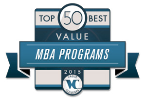 Top 50 Best Value MBA Programs 2015 - Value College