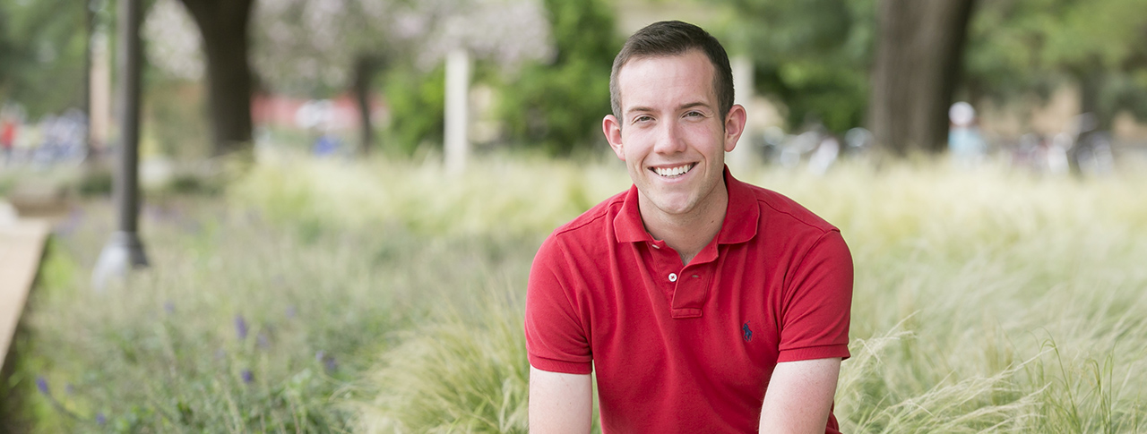 Fourth Generation Red Raider: President's Select, SGA, Cancer Survivor