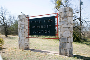Junction sign