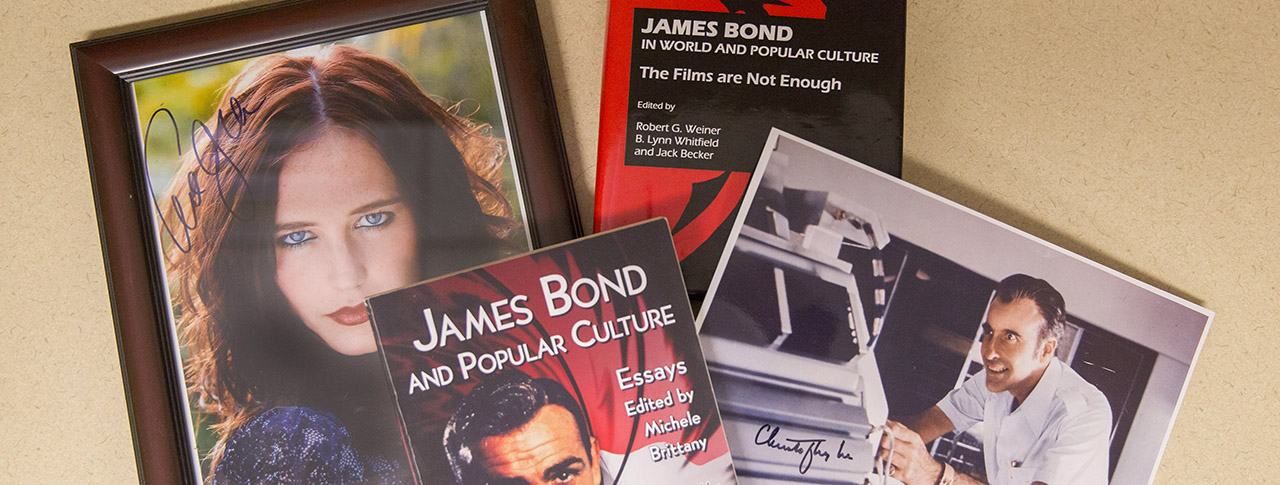 Honors College to Offer James Bond Pop Culture Class