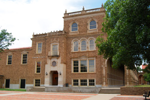 Chemistry building