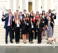 Texas Tech Congressional interns
