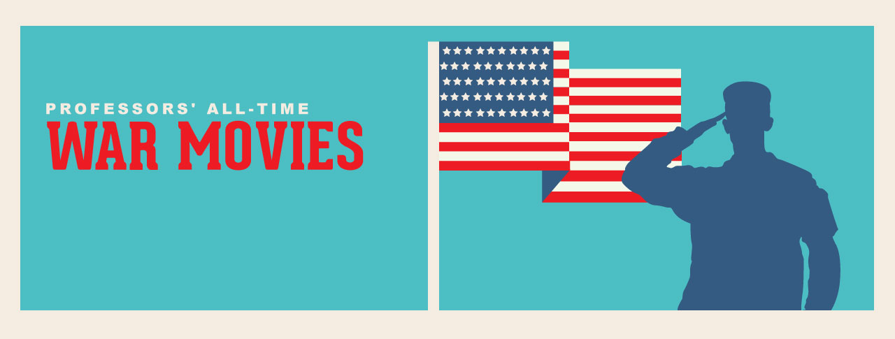 Texas Tech Professors Discuss Favorite War Movies
