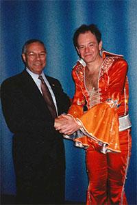 Colin Powell & Dean Nolen