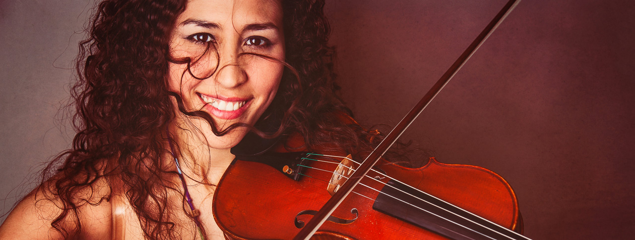 Alumna Takes Violin to Grammy-Winning Mariachi Group