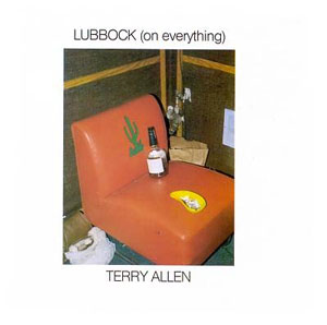 Terry Allen album cover