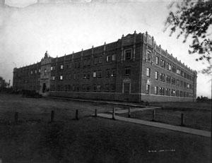 Doak Hall 1930s