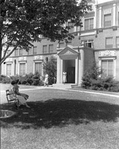 Drane Hall 1956