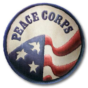 Peace Corps Badge