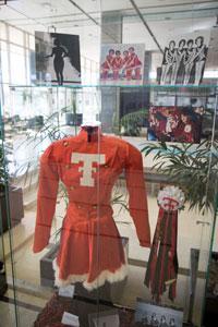 Women Who Shaped Texas Tech exhibit