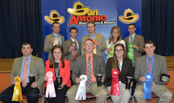 Livestock Wool Judging Teams Wrap Up Spring Season 2016