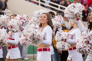 Texas Tech Cheer