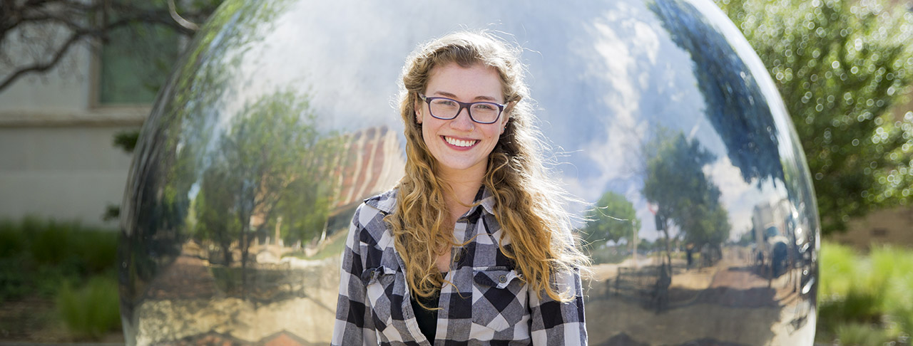 Fearful to Fearless: Honors Student Takes Solo Hike on Pacific Crest Trail