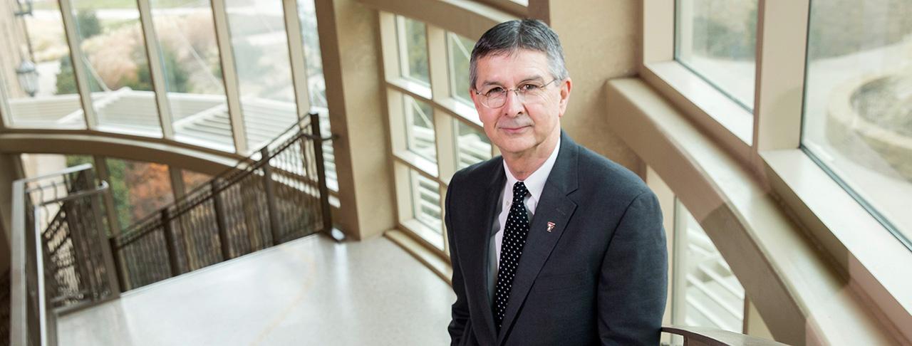Ag Dean Galyean Selected as Interim Provost, Replacing Schovanec