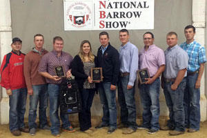 National Barrow Competition