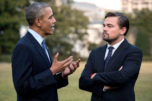 POTUS diCaprio