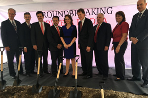 Costa Rica Groundbreaking