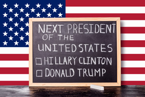 Hillary Clinton/Donald Trump