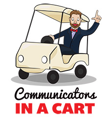 Communicators in a Cart
