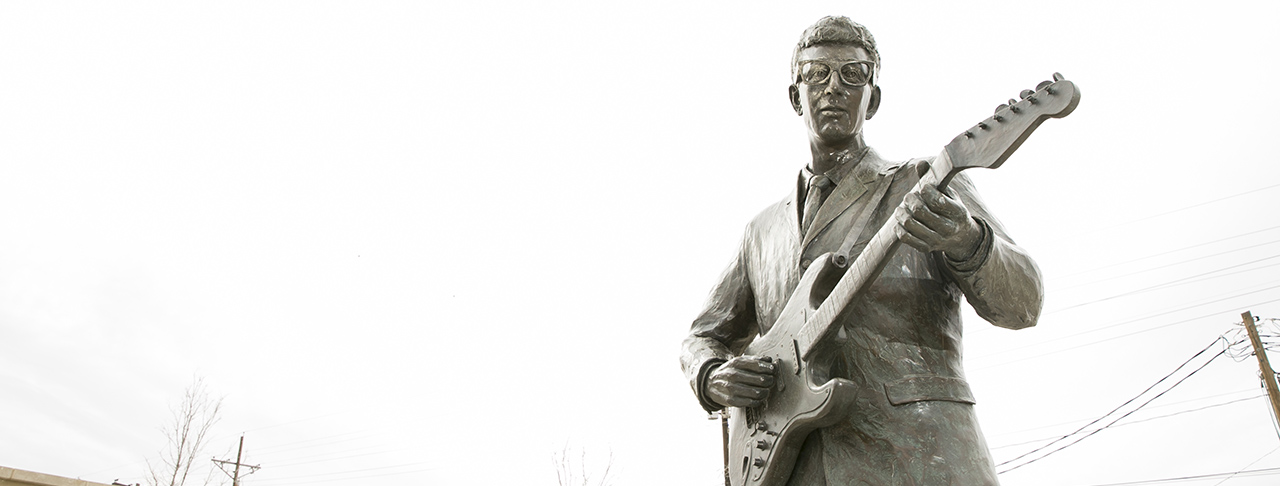 Alumnus Has Compiled 30-Year Collection of Buddy Holly's Life