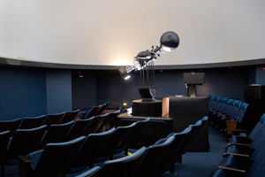 Moody Planetarium