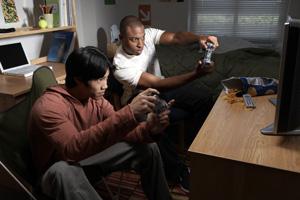 Pair of Gamers