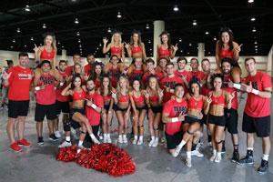 Cheer Team in Daytona