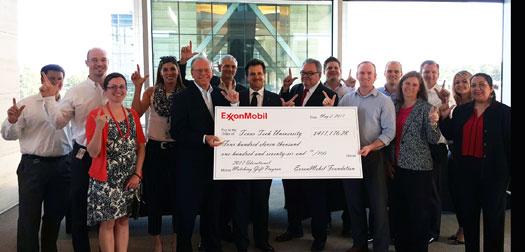 ExxonMobil Gift