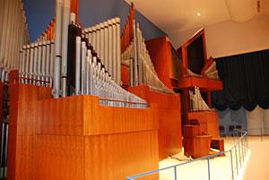 Great Ballenger Holtkamp Organ