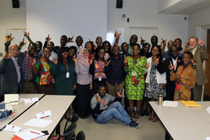 Mandela Washington Fellows