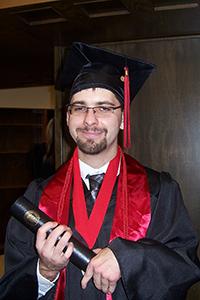 Alex Watkins Graduation