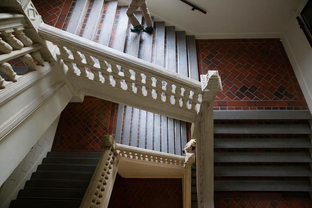 Admin Stairs