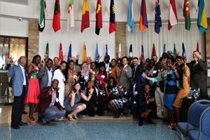 Mandela Fellows