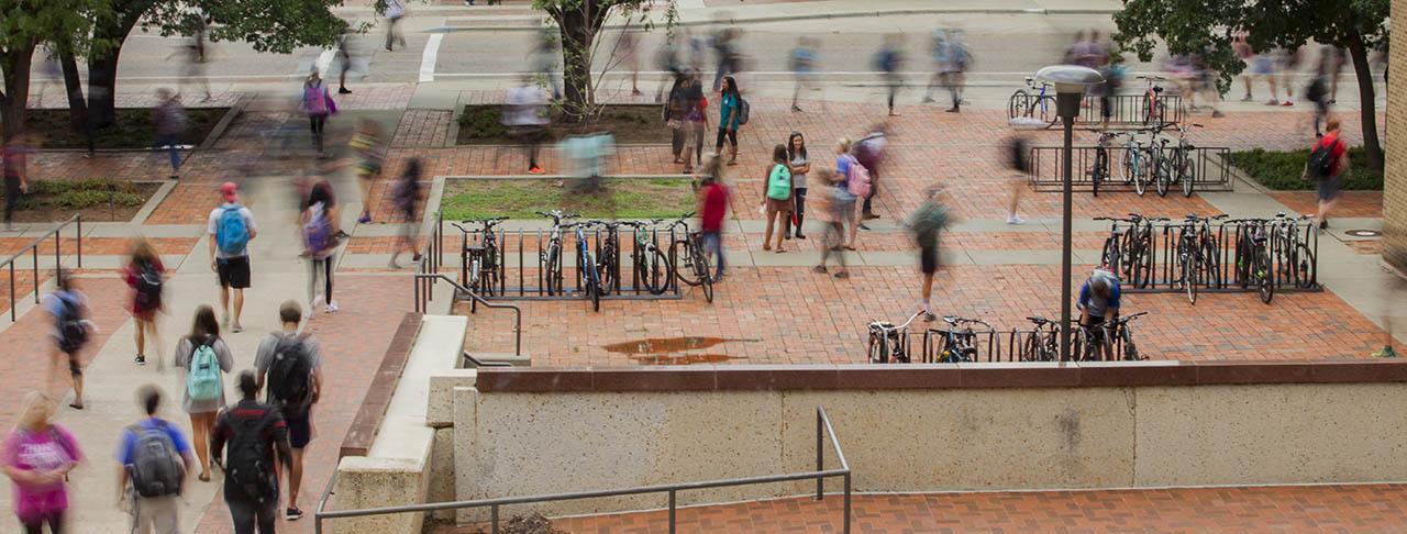 Campus Blur