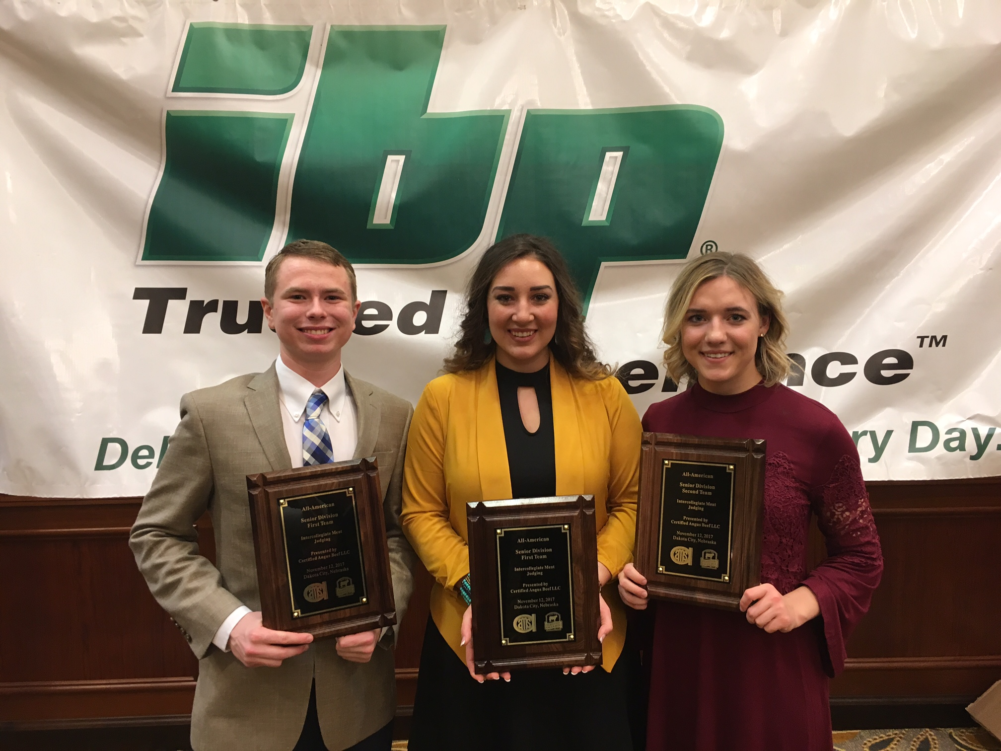 Meat Judging Team Claims 13th National Championship In
