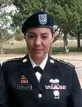 Staff Sgt. Virginia Caballero