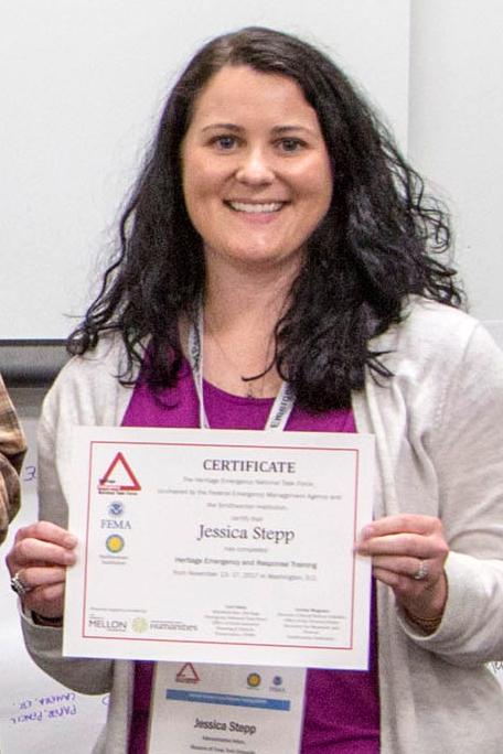 Jessica Stepp