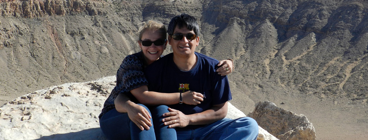International Love: Texas Tech Couple Attributes Relationship to Fulbright