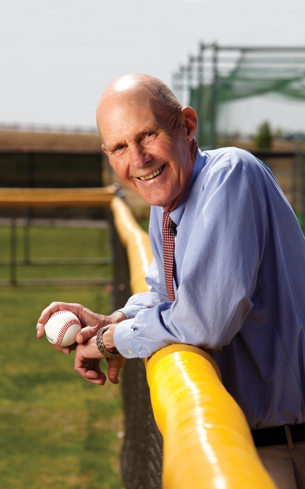 Bill Dean, Ed.D. Announces Retirement from Texas Tech Alumni Association