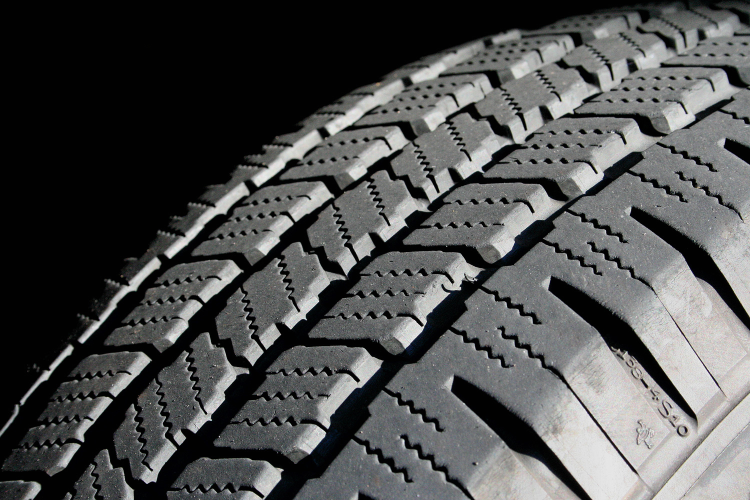 Stock photo of tire